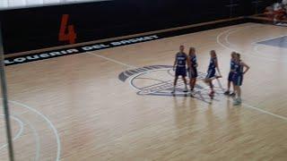 Grecia Finlandia 16.8.2018 Second quarter; L'Alqueria del Basket del Valencia