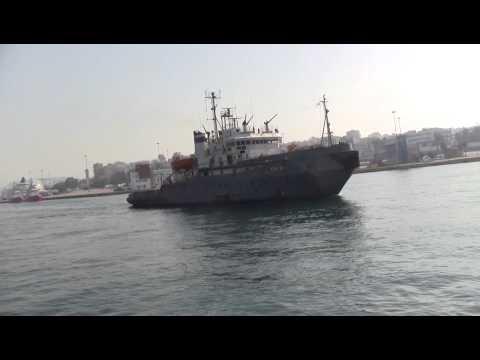 RUSSIAN NAVY SALVAGE TUG SB-921