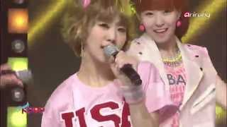 Simply K-Pop - BESTie(베스티) _ Pit-a-pat(두근두근)