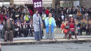 長野県上田市で毎年開催されている真田まつりに、今年、NHK大河ドラマ「...