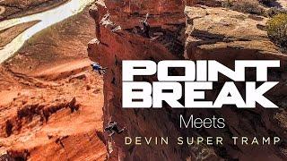 Download lagu Insane Stunts Escaping FBI - Point Break! | DEVINSUPERTRAMP