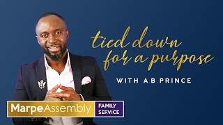 WHAT IS MY PURPOSE? | Apostle A.B. Prince |  Marpe Assembly