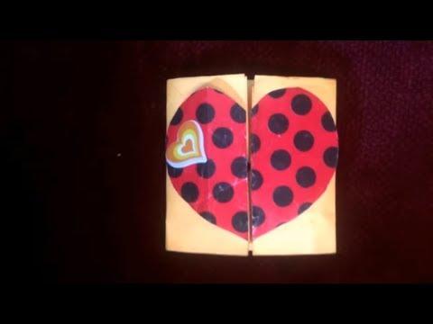 DIY Crafts - How to make a Squash Card - Squash Book   scrapbook ideas   Greeting card  