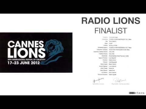 CANNES LIONS - RADIO FINALIST 2012 - COOP EcoRadio