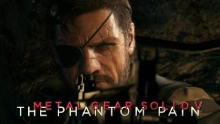 Metal Gear Solid 5: The Phantom Pain 'E3 2013 Gameplay Trailer' TRUE-HD QUALITY E3M13