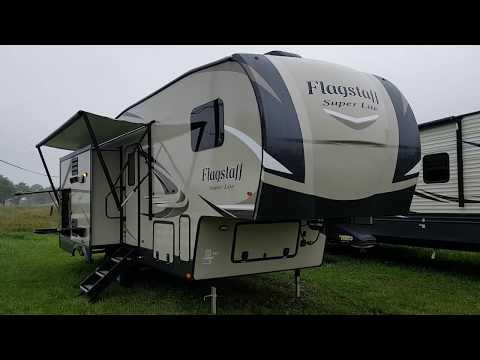 2019 Flagstaff Superlite 528CKWS Ultra Lite 5th Wheel @ Camp-Out RV in Stratford