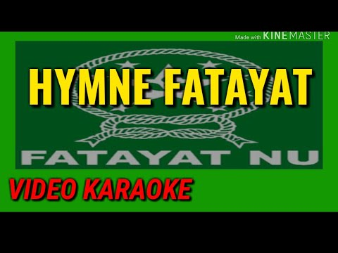 Hymne Fatayat,video Karaoke,cover By Bang Toyib