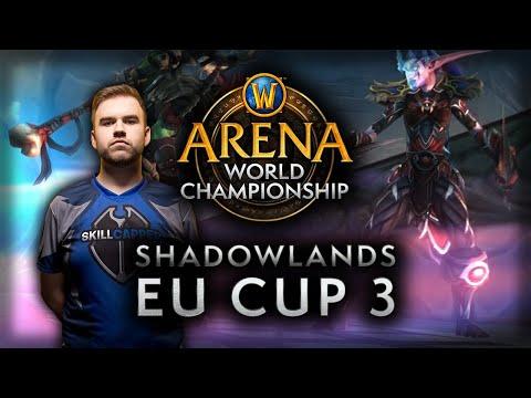 AWC Shadowlands Cup 3 | EU Top 8 Full VOD