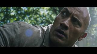 JUMANJI: WILLKOMMEN IM DSCHUNGEL - Trailer 3