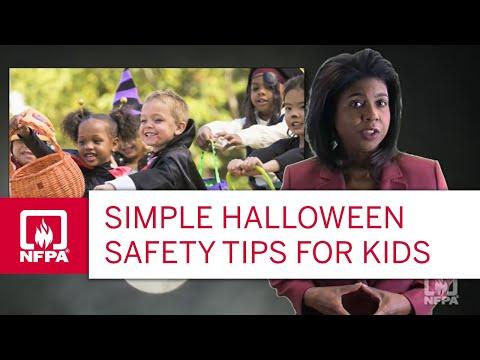 Halloween Safety Tips For Children