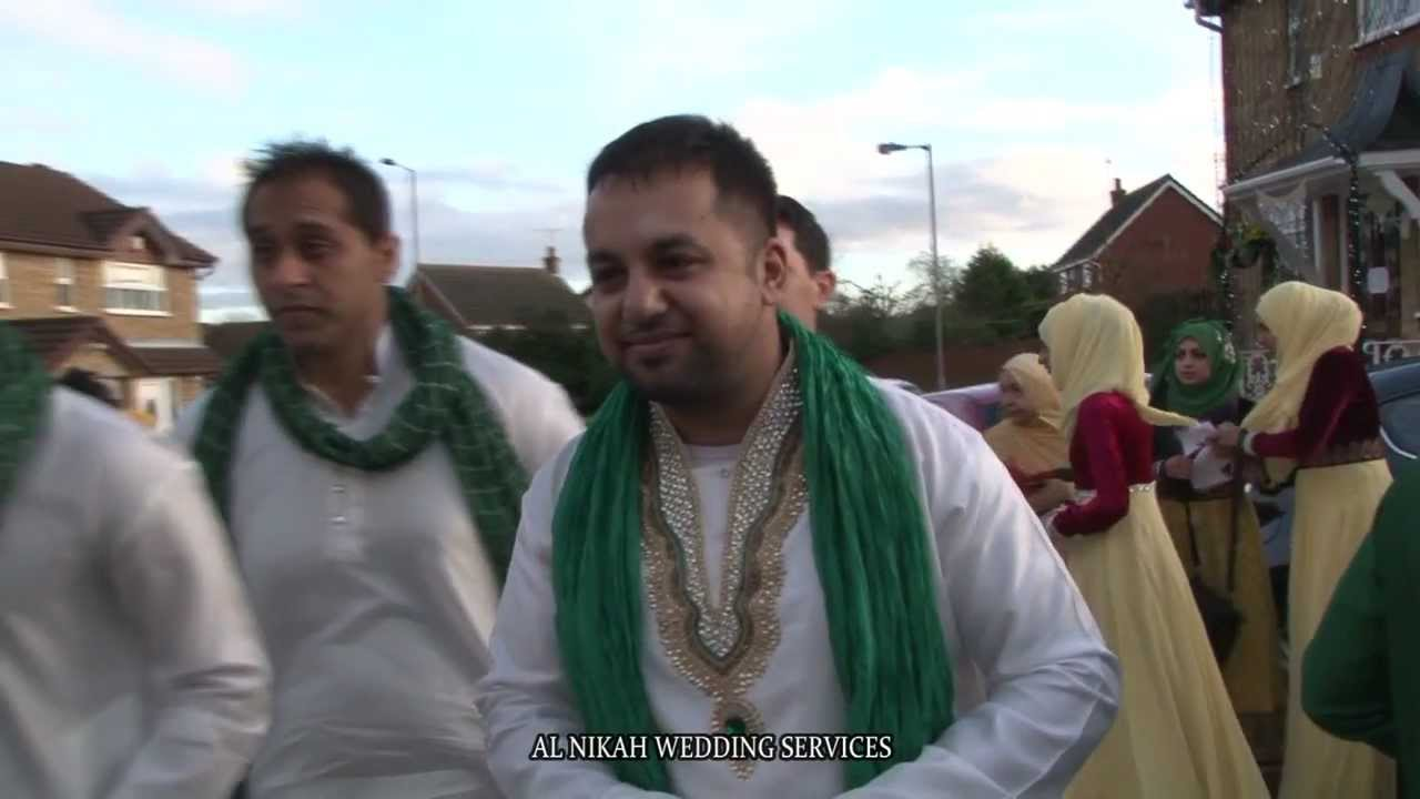 Lone Family Luton Mehndi Highlights By Al Nikah Wedding Services You