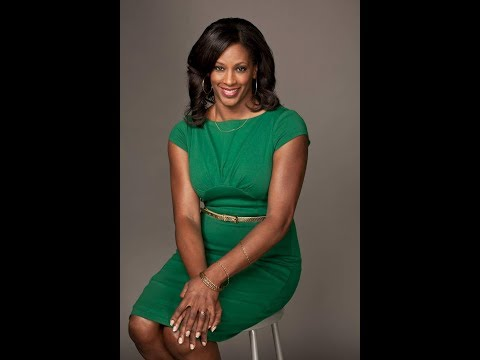 Vivian Brown was one of my favorite weather lady crushes on The Weather Channel