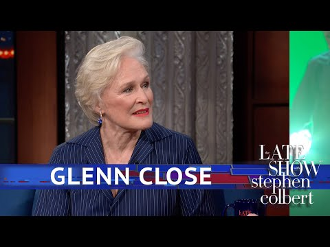 Glenn Close Is Feeling Sexier Than Ever