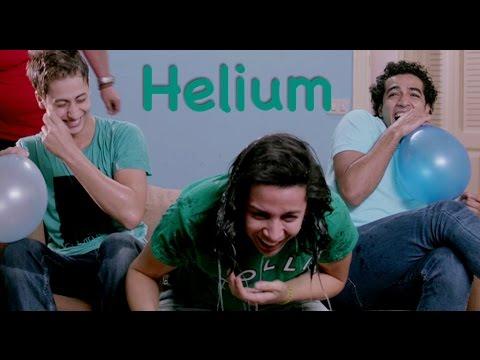 بوي باند - تحدي الهيليوم  |  Boyband - Don't Laugh Helium Challenge