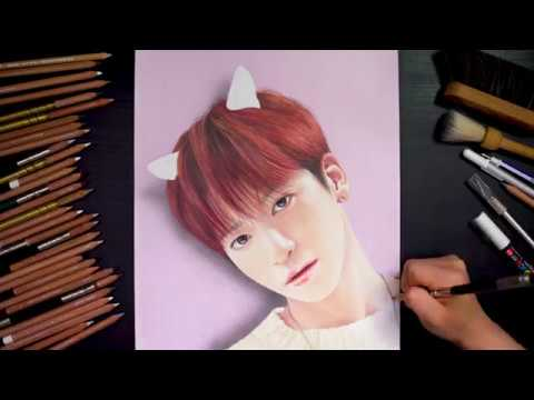TXT (투모로우바이투게더) 'Sketching Film' - 태현 (TAEHYUN)
