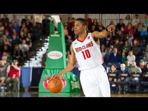 NBA D-League MVP Tim Frazier Season Highlights w/ Maine Red Claws