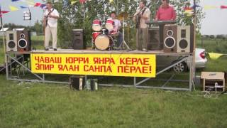 Праздник Тоскаево 23 июня 2013 года
