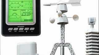 dr tech professional wireless weather station