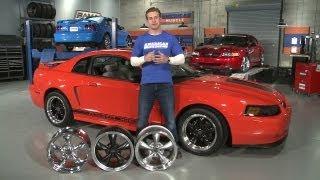 Mustang Bullitt Wheels (94-04 All) Review