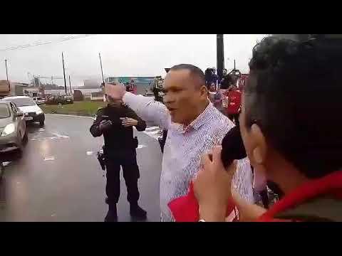 No RN, homem manda manifestantes trabalhar ou protestar para a governadora do PT