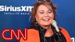 Roseanne apologizes for racist Twitter rant