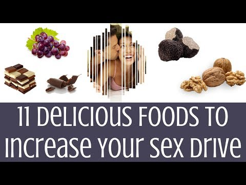 11 Foods To Increase Your Sex Drive