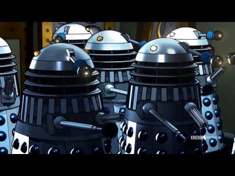 The Power of the Daleks - Now Available To Stream In Color on the BBC America App