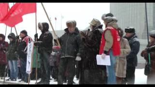 Народ против роста цен ЖКХ.Митинг в г.Балаково.10.03.13г.(Красный Портал - Балаково 10 марта 2013 г. Жители против повышения тарифов на ЖКУ http://red-portal.ru/, 2013-03-15T19:56:52.000Z)