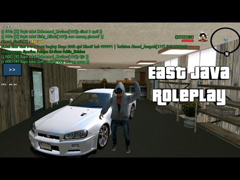 Modif Mobil Nissan Skyline R34 |East Java Roleplay|×|#4 ...