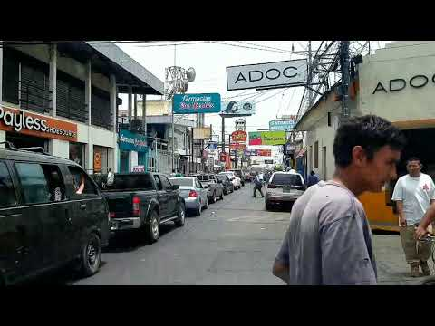Conociendo Usulutan El Salvador