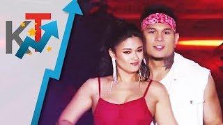Watch Yam and Zeus' fiery 'Maria' dance!