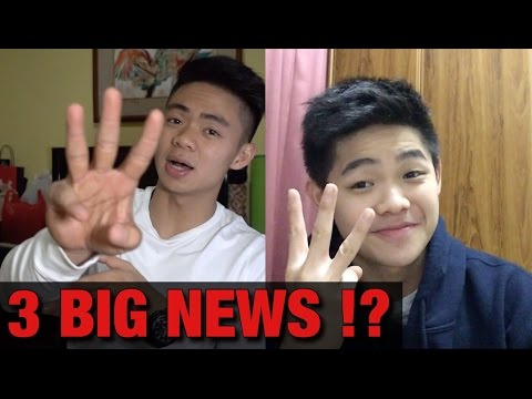 3 BIG NEWS (ShreddedArmy, Raventhetics, MailTime) | In Bahasa