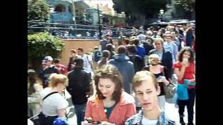 Disneyland Pirates - 1 1/2 HOUR Wait Line