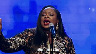 Sinach Worthy is the Lamb music Video