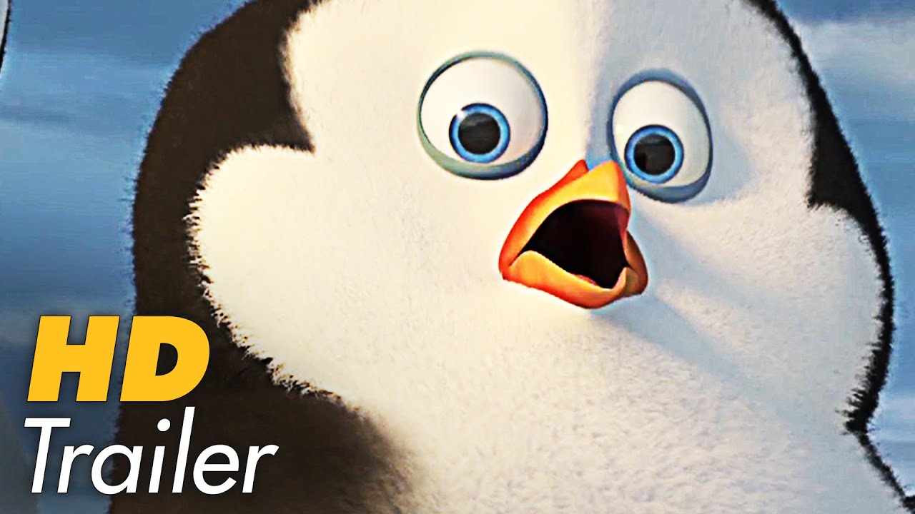 Pinguine Aus Madagascar Film Deutsch