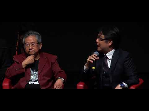 mazinger z - infinity world premiere - Press Conference