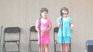 Norman Sisters Sing Rock, sword, shield