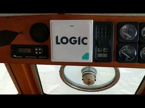 Nauticat 43 for sale by Network Yacht Brokers Corfu