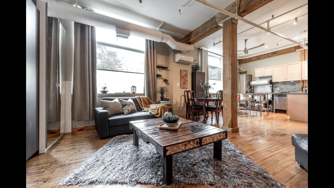 loft furniture toronto. 121 Prescott Ave Loft 12 - The Stockyard Lofts Toronto Real Estate Matthew Fernandes Team Furniture