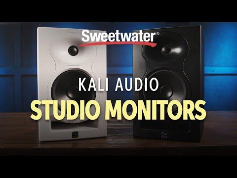 Kali Audio LP Series Studio Monitors Overview