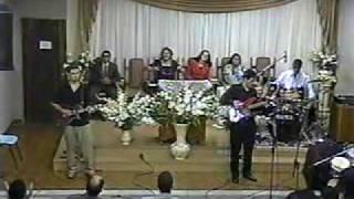 Banda OBPC Vila Mazzei - Instrumental Tudo Entregarei - Congresso Ufebrac 2003
