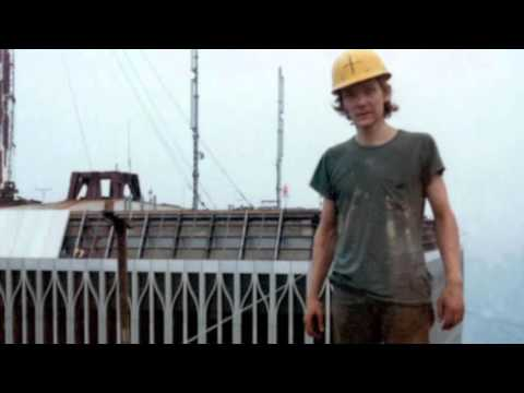Young Philippe Petit footage - Man on Wire / The Purple Bottle - Animal Collective