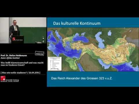 Islamwissenschaften studieren an der Universität Hamburg