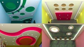 Best Gypsum Board False Ceiling Design For Hall And Bedroom (vinupinteriorhomes)