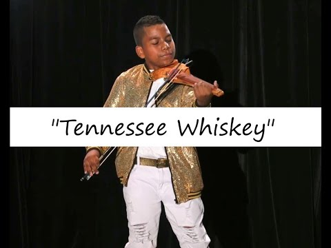 """Download """"Tennessee Whiskey"""" (Country Violin Cover) - Chris Stapleton by Tyler Butler-Figueroa Violinist #AGT"""