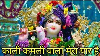 काली कमली वाला मेरा यार है    Kali Kamli Wala Mera Yaar Hai    Shri Radha Krishna bhajan