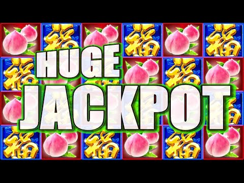 WOW HUGE JACKPOTS!  MULTIPLIERS & BIG WINS  HIGH LIMIT SLOT MACHINE