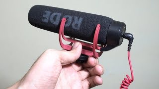 Rode VideoMic GO UnBoxing & Review vs Sony A6500 Internal Mic