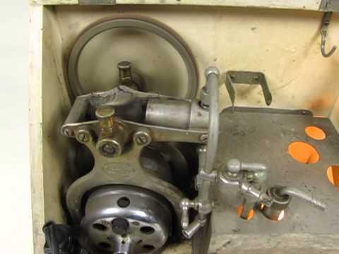 ANTIQUE GEORGE PILLING & SON COMPANY PHILADELPHIA v1359 DENTAL DENTISTRY MACHINE
