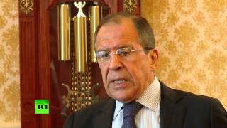 Лавров: Позиция России по Сирии не подвержена конъюнктурным колебаниям